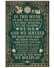DND In This House 11x17 Poster front