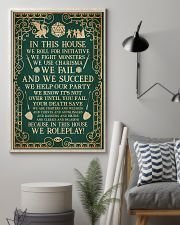 DND In This House 11x17 Poster lifestyle-poster-1