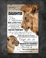 My Daughter I Love You Dad 11x17 Poster aos-poster-portrait-11x17-lifestyle-12