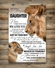 My Daughter I Love You Dad 11x17 Poster aos-poster-portrait-11x17-lifestyle-14