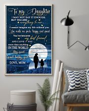 Family To My Daughter Baby 11x17 Poster lifestyle-poster-1