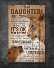 Family My Daughter Dad 11x17 Poster aos-poster-portrait-11x17-lifestyle-12