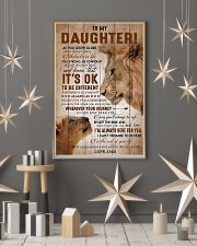 Family My Daughter Dad 11x17 Poster lifestyle-holiday-poster-1