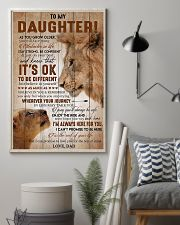Family My Daughter Dad 11x17 Poster lifestyle-poster-1