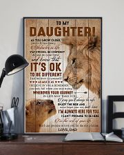 Family My Daughter Dad 11x17 Poster lifestyle-poster-2