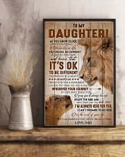 Family My Daughter Dad 11x17 Poster lifestyle-poster-3