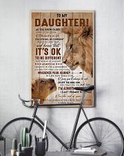 Family My Daughter Dad 11x17 Poster lifestyle-poster-7