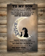 Family To My Son I Love You 11x17 Poster aos-poster-portrait-11x17-lifestyle-14