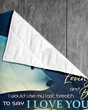 """1 DAY LEFT - GET YOURS NOW Quilt 40""""x50"""" - Baby aos-quilt-40x50-lifestyle-closeup-front-05"""