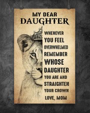 Family My Dear Daughter 11x17 Poster aos-poster-portrait-11x17-lifestyle-12