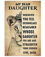 Family My Dear Daughter 11x17 Poster front