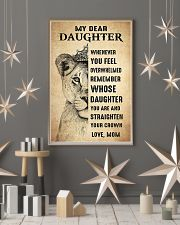 Family My Dear Daughter 11x17 Poster lifestyle-holiday-poster-1