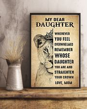 Family My Dear Daughter 11x17 Poster lifestyle-poster-3