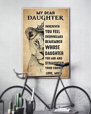 Family My Dear Daughter 11x17 Poster lifestyle-poster-7
