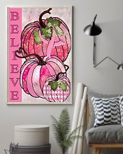 Breast Cancer Believe 11x17 Poster lifestyle-poster-1