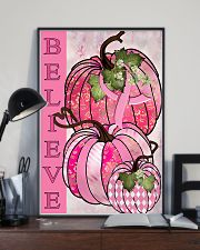 Breast Cancer Believe 11x17 Poster lifestyle-poster-2