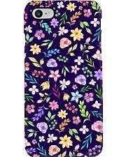 Nice Flowers Pattern Gift for wife mom dad sister Phone Case thumbnail