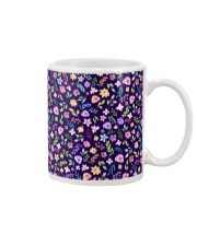 Nice Flowers Pattern Gift for wife mom dad sister Mug thumbnail