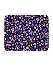 Nice Flowers Pattern Gift for wife mom dad sister Mousepad thumbnail