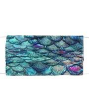 Cute Mermaid Scales Mausepad Cloth face mask thumbnail