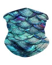 Cute Mermaid Scales Mausepad Neck Gaiter thumbnail
