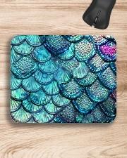 Cute Mermaid Scales Mausepad Mousepad aos-mousepad-front-lifestyle-1