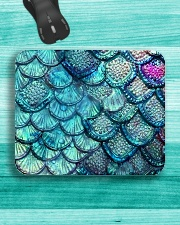 Cute Mermaid Scales Mausepad Mousepad aos-mousepad-front-lifestyle-5