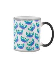 Blue Sea Crab Mouse Pad Color Changing Mug thumbnail