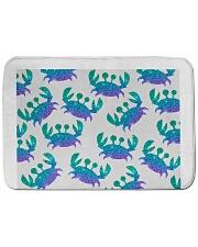 "Blue Sea Crab Mouse Pad Bath Mat - 24"" x 17"" thumbnail"
