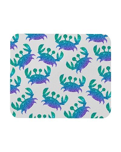 Blue Sea Crab Mouse Pad