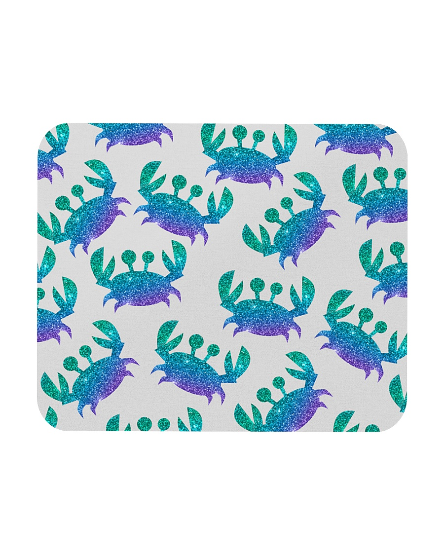Blue Sea Crab Mouse Pad Mousepad