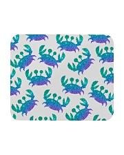 Blue Sea Crab Mouse Pad Mousepad front