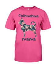 Mother's Day 2020 Gifts chihuahua Classic T-Shirt tile