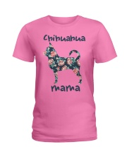 Mother's Day 2020 Gifts chihuahua Ladies T-Shirt thumbnail