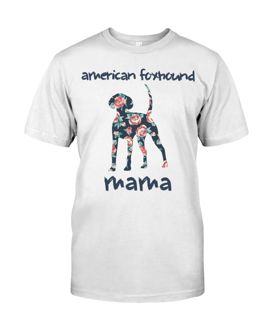Mother's Day 2020 Gifts american foxhound Classic T-Shirt