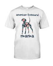 Mother's Day 2020 Gifts american foxhound Classic T-Shirt front