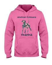 Mother's Day 2020 Gifts american foxhound Hooded Sweatshirt thumbnail