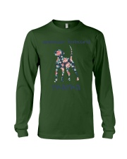 Mother's Day 2020 Gifts american foxhound Long Sleeve Tee thumbnail