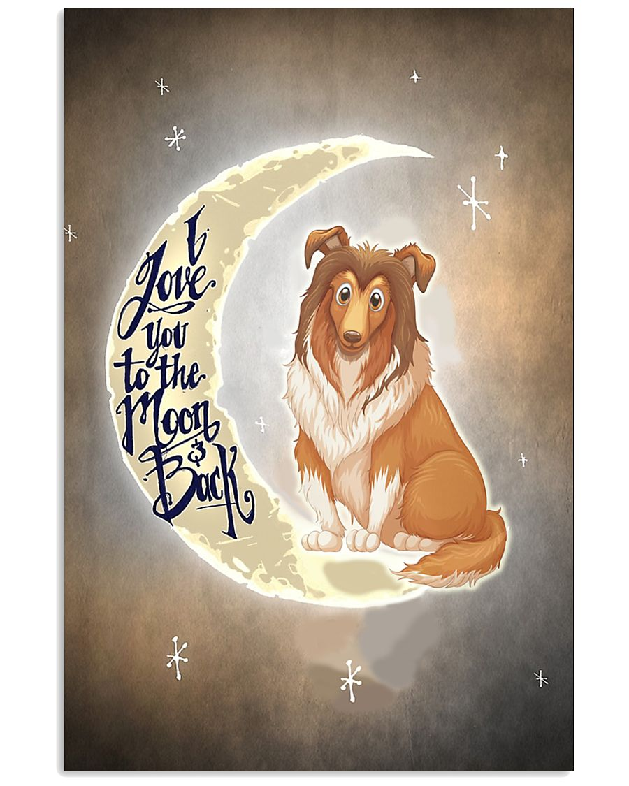 sheltie 11x17 Poster