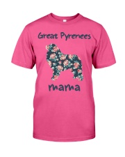 Mother's Day 2020 Gifts Great Pyrenees Classic T-Shirt tile