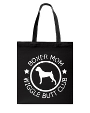 Limited Edition - Boxer Mom - Mother Days Gift Tote Bag thumbnail