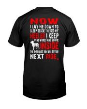 Limited Edition - Heeler Ambulance Van Classic T-Shirt thumbnail