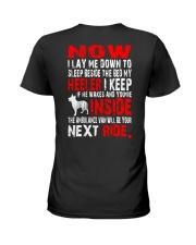 Limited Edition - Heeler Ambulance Van Ladies T-Shirt thumbnail