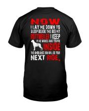 Limited Edition - Rottweiler Ambulance Van Classic T-Shirt thumbnail
