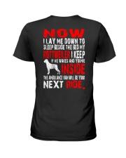 Limited Edition - Rottweiler Ambulance Van Ladies T-Shirt thumbnail