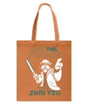 Limited Edition - Shih Tzu - The Force Tote Bag thumbnail