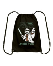 Limited Edition - Shih Tzu - The Force Drawstring Bag thumbnail
