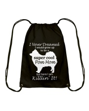 Limited Edition - Pomeranian Mother Days Gift Drawstring Bag thumbnail