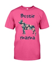 Mother's Day 2020 Giftsboston terrier Classic T-Shirt tile