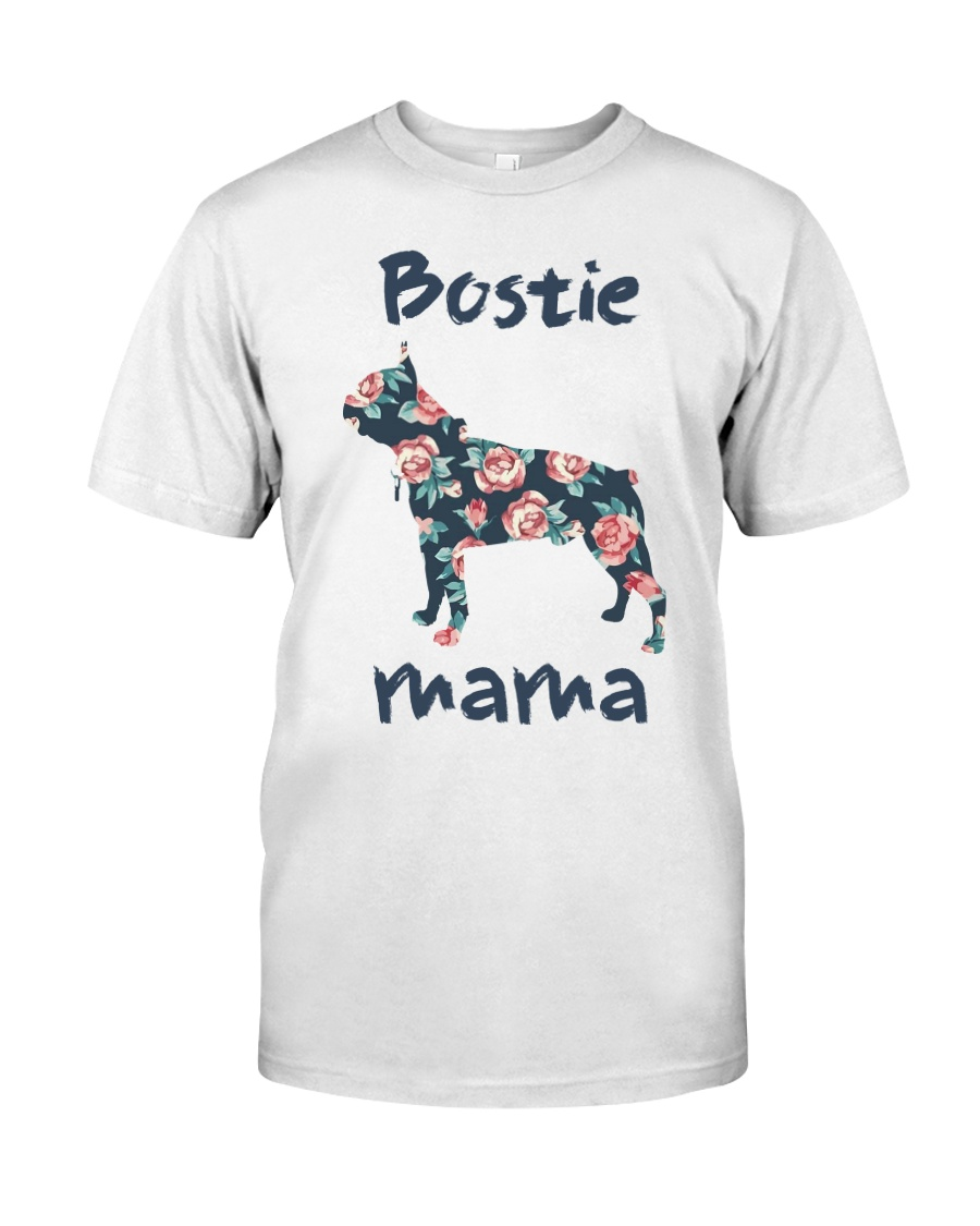 Mother's Day 2020 Giftsboston terrier Classic T-Shirt